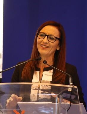 Maria Josep Amigó indicó que acercará las comarcas a la ciudad y los municipios al territorio en el nuevo modelo turístico impulsado por la Diputación.
