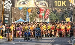Marta Girau entregó a la asociación AVAPACE la recaudación de la carrera 10K Divina Pastora.