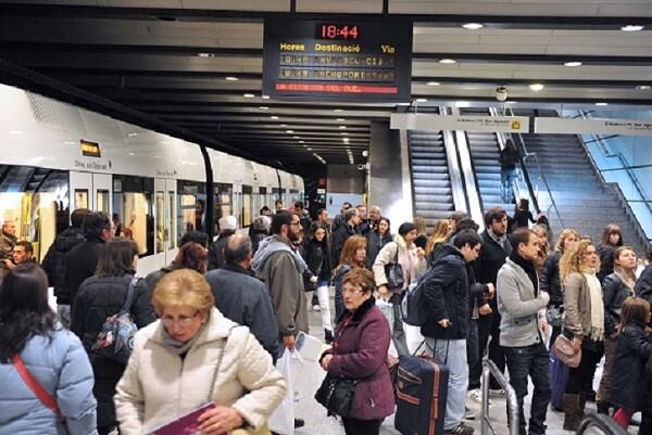 Metrovalencia ofrece servicios especiales con motivo de la Cabalgata de Reyes de Valencia.