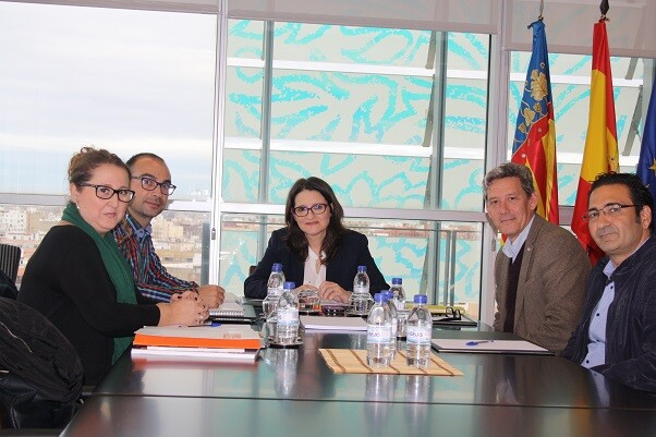 Oltra anuncia una Estrategia Integral de políticas encaminada a la inclusión y la igualdad del pueblo gitano.