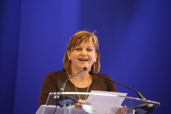 """Pilar Moncho """"Si movilizamos el mercado tengamos todas las posibilidades de generar empleo""""."""