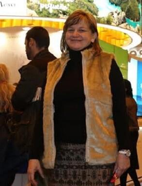 Pilar Moncho, diputada de Turismo.