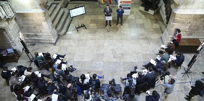 La Generalitat se marca como objetivo eliminar los barracones escolares y construir 124 centros educativos nuevos (Foto- J.A.Calahorro).