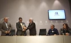 Quinto Serna gana el I 'Concurso de composición para banda de música con fines pedagógicos'.