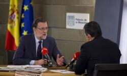 Rajoy asegura que 'es importante que España tenga un gobierno coherente con los resultados electorales'.
