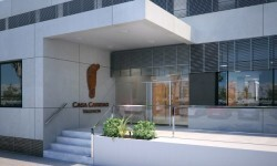 Ribó, Castillo y Lozano visitan el multicentro social Casa Caridad de Benicalap.