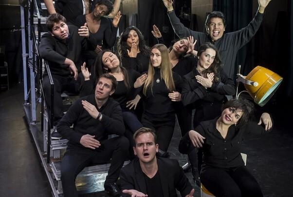Rubén Gimeno dirige en Les Arts el concierto-espectáculo 'Qué son las nubes'.