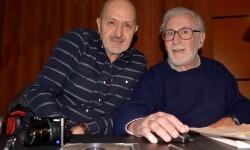 Sebastián Álvaro y Eduardo Martinéz de Pison. (Foto-R.Fariña-Valencia Noticias).