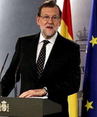 Según indicó Rajoy que no dejará pasar ' class=