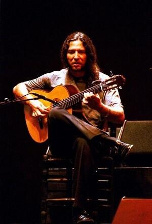 Tomatito presentará los temas de su último disco.