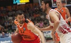 València Basket celebra davant la seva afició els 1.000 partits en Lliga Endesa (Foto-Isaac Ferrera).