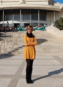 Verónica Ruiz visita El Panetari.