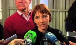 """""""A grans trets, l'arbrat de València és molt vell, molt poc indicat i està molt maltractat"""", afirma Pilar Soriano"""
