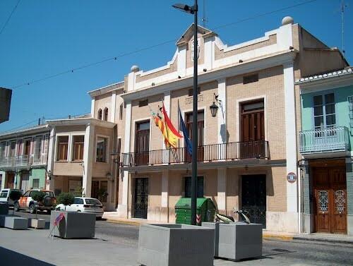 ayuntamiento alboraya