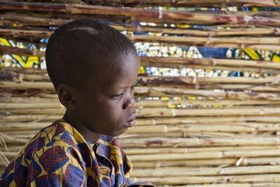 ACNUR/UNHCR/Hélène Caux - Ibrahim, de 10 años, es un superviviente. Los insurgentes degollaron a su padre delante de él cuando trataban de escapar de un ataque a su pueblo.