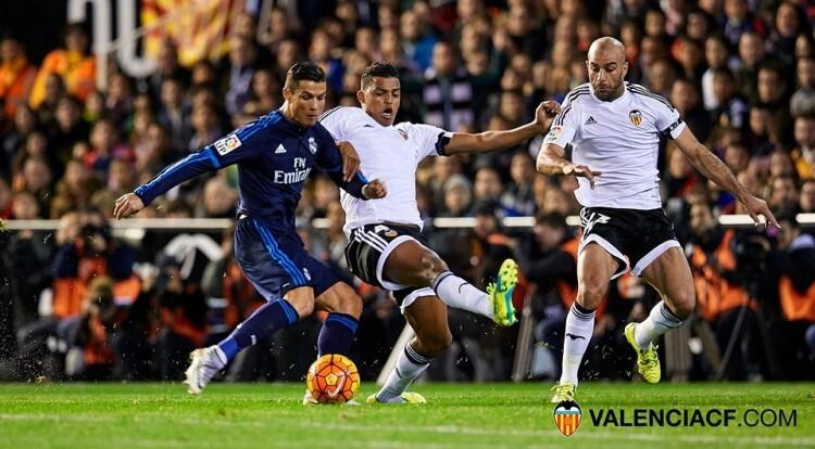 2016-01-03, Liga BBVA, Valencia CF v Real Madrid. Mestalla, Valencia