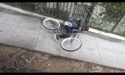 JAMÁS te querrás subir a esta bicicleta