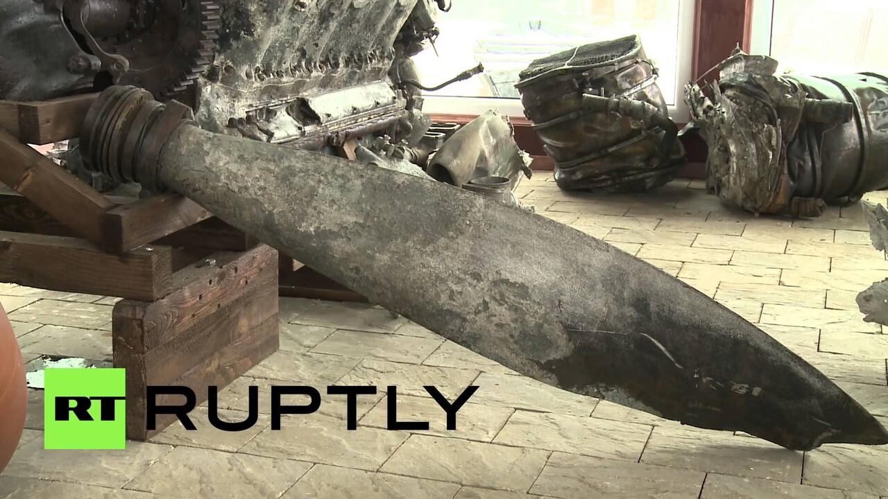 Video: Hallan en Polonia un bombardero soviético Petliakov Pe-2 derribado por los nazis