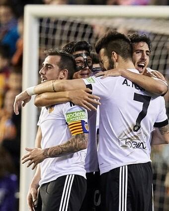 Álvaro Negredo y Denis Cheryshev pusieron los goles. (Foto-Lázaro de la Peña).