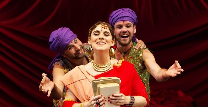 'Hamlet-Jaipur' entra en su última semana.