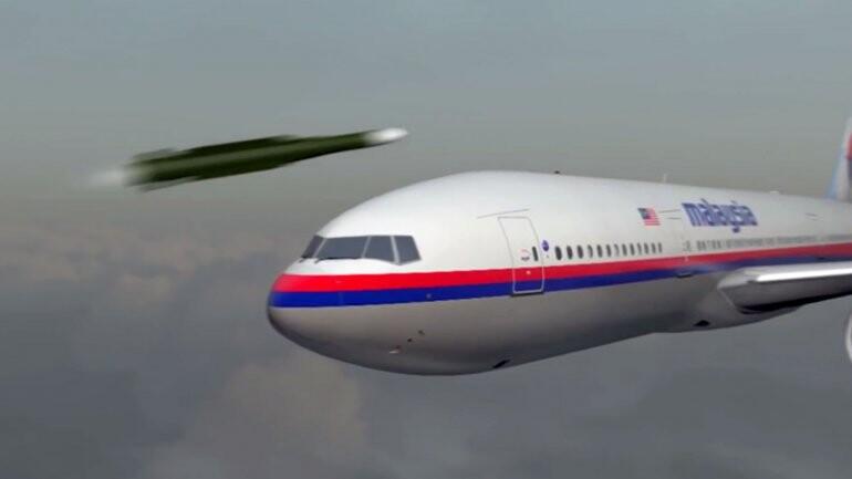 El avión de Malaysia Airlines fue derribado por un misil Buk, desarrollado por Rusia