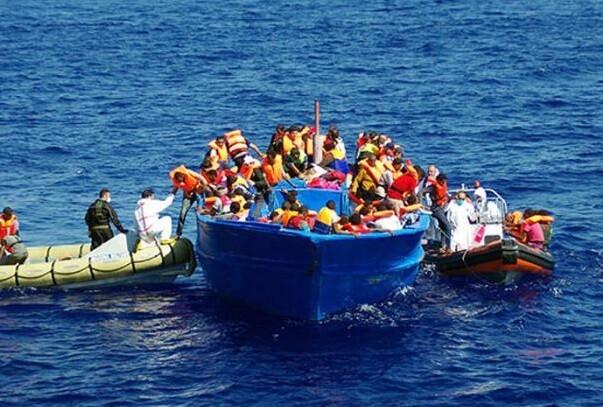22 migrantes se ahogan al intentar llegar a Grecia.