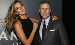 MADRID, SPAIN - FEBRUARY 1: Karlie Kloss and Will Ferrell attend the Madrid Fan Screening of the Paramount Pictures film 'Zoolander No. 2' at the Capitol Theater on February 1, 2016 in Madrid, Spain. (Photo by Carlos Alvarez/Getty Images for Paramount Pictures) *** Local Caption *** Karlie Kloss; Will Ferrell