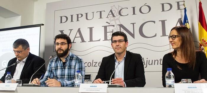A partir del lunes, 15 de febrero, y hasta el 6 de marzo, el Plan Estratégico se abre a la sociedad y al personal interno de la Diputación. (Foto-Abulaila).
