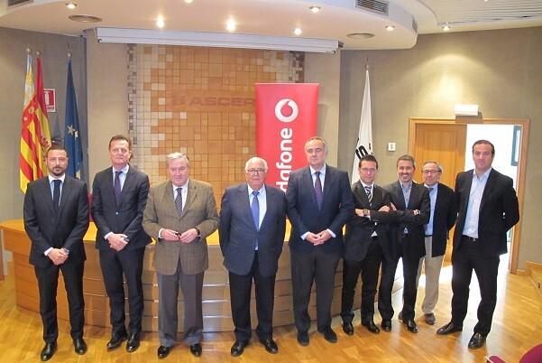 ASCER selecciona a Vodafone como su operador global de comunicaciones.