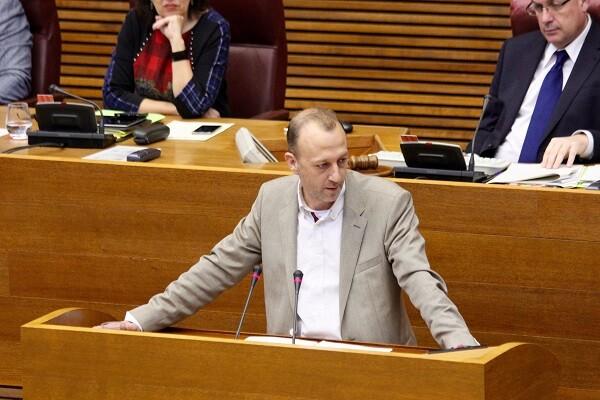 Alexis Marí- 'Ciudadanos será implacable contra la corrupción venga del partido que venga'.