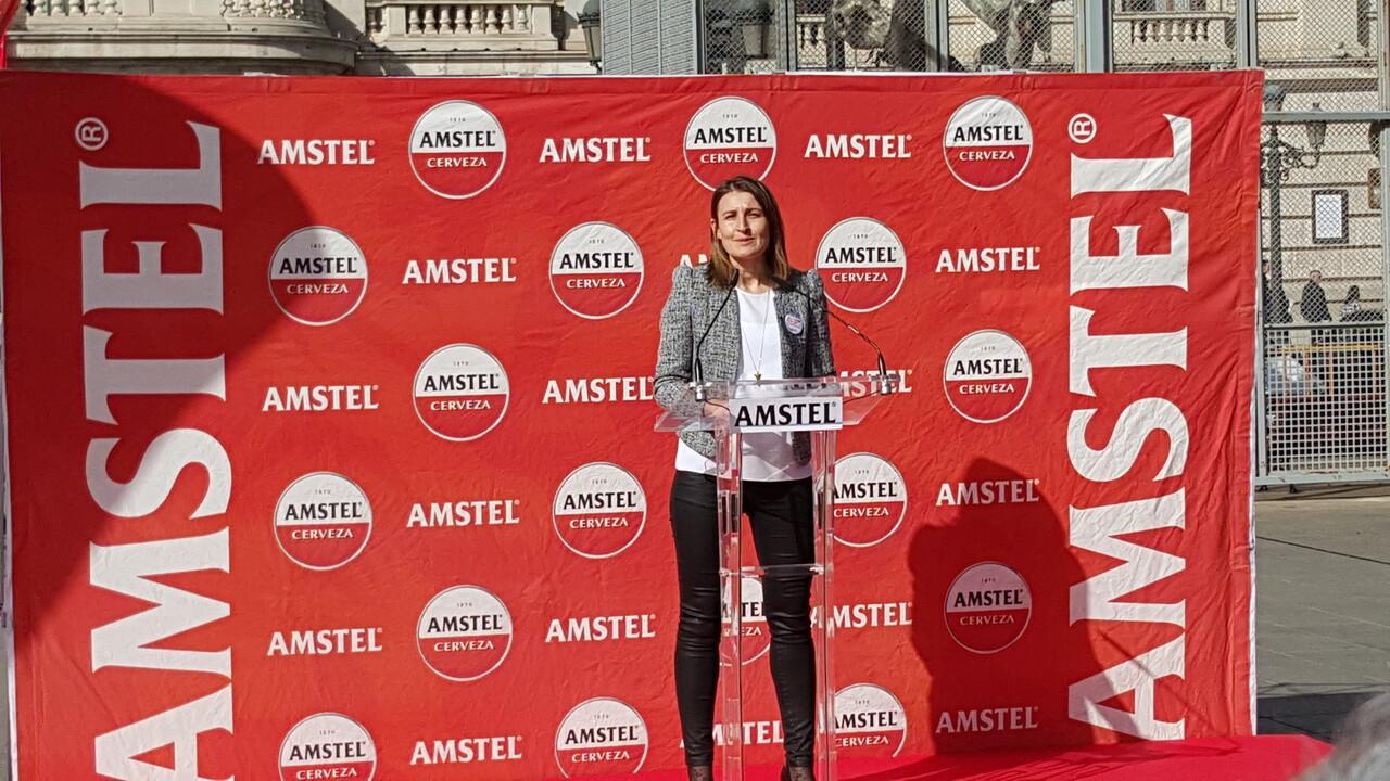 Amstel con las Fallas 2016 primera mascletá el 29 , patrimonio inmaterial (41)