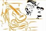 Artur Àlvarez y músicos locales rinden homenaje a Bernat Artola y Miquel Peris a ritmo de blues.