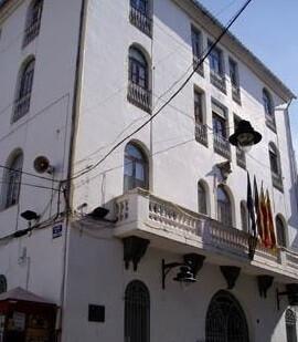 Ayuntamiento de Buñol.