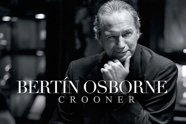 Bertín Osborne arranca su gira en Valencia presentando 'Crooner'.