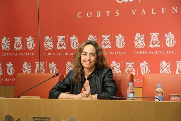 Carolina Punset (C's) acepta el acta de eurodiputada.