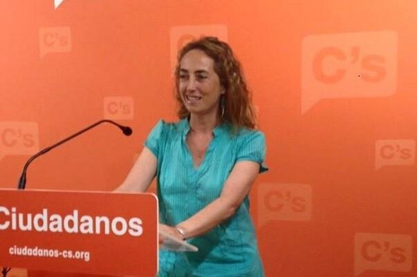 Carolina Punset deja Les Corts Valencianes para marcharse al Parlamento Europeo.