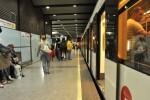 Diecisiete estaciones de Metrovalencia superaron el millón de viajeros en 2015.