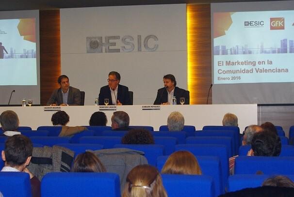 El 50 por ciento de las empresas valencianas con departamento de marketing incrementarán su inversión en 2016.