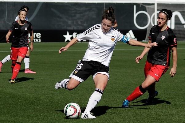 El Athletic Club se impone al Valencia CF Femenino (1-2). (Foto-Juan Catalán).