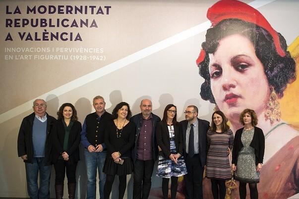 El MuVIM abre una nueva etapa con una exposición de arte republicano (Foto-Abulaila)