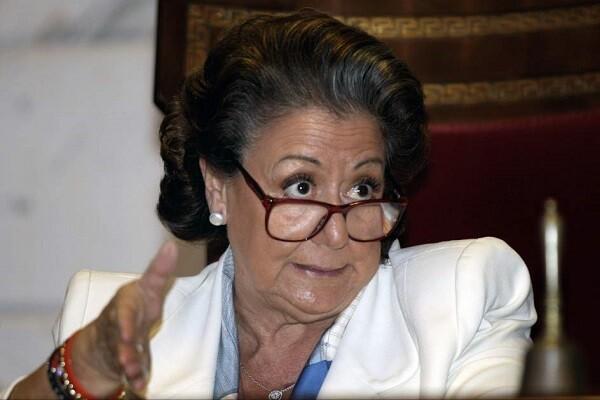 El PP dejó finalmente a Barberá sin la presidencia de ninguna comisión.