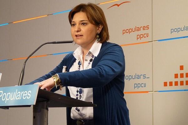 """El PP dice que Bonig no actuó """"de forma incorrecta"""" al pedir donaciones."""