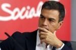 El PSOE se reunirá con IU, Ciudadanos y Compromís.