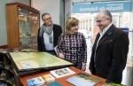 El Rincón de Ademuz muestra sus productos turísticos en la Oficina de Promoción en Valencia.