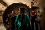 El Teatre Alcázar de Nules acull acull el concert de Mara Aranda, amb el disc 'Mare Vostrum'.