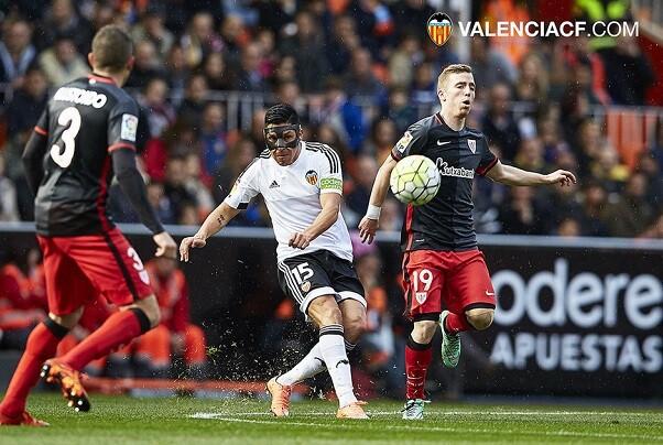 2016-02-28, Liga BBVA, Valencia CF v Athletic Club. Mestalla, Valencia