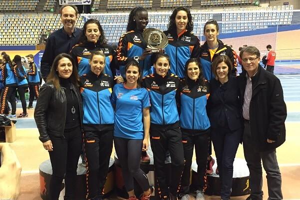 El Valencia Club de Atletismo logra su 23ª Copa de la Reina.