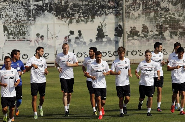 El Valencia ficha a Pako Ayestarán, expreparador físico de Benítez.