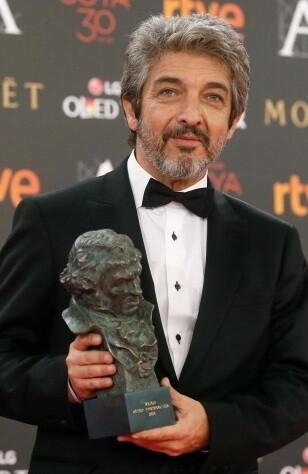 El actor Ricardo Darín.