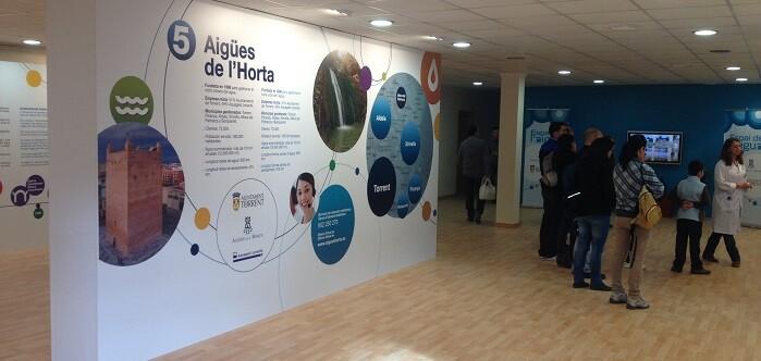 El espacio cultural organiza además visitas para asociaciones y vecinos